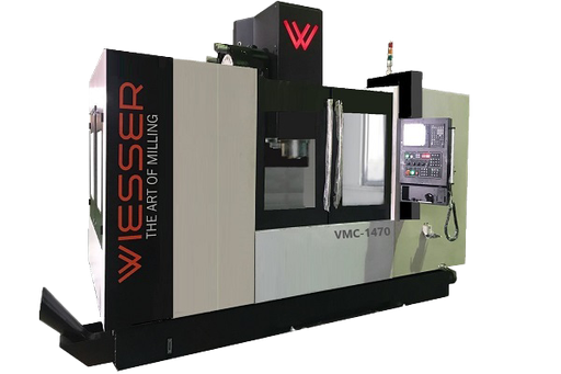 [Wie-VMC] Wiesser VMC1470 CNC Machining Center